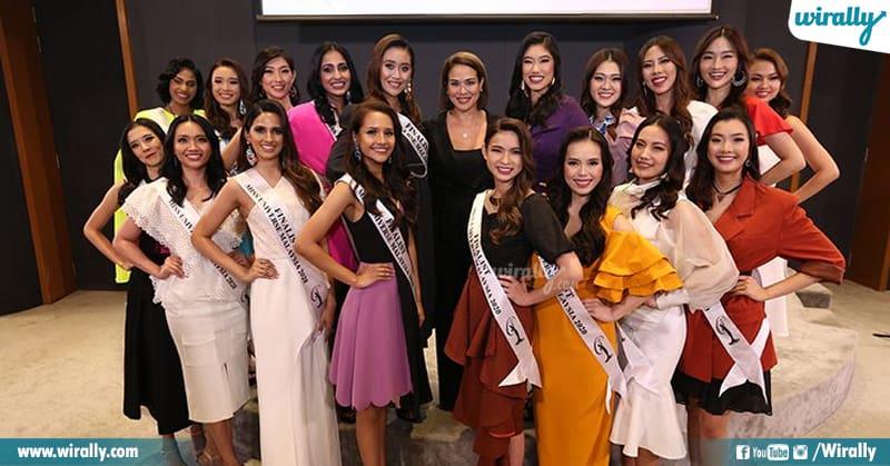 4 Miss Malasia