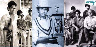 47 Rare Pics Of Master Blaster Sachin Tendulkar As Cricket God Turns 47