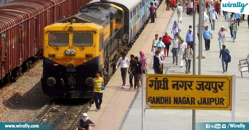 5 Cleanest Railway Stations In India