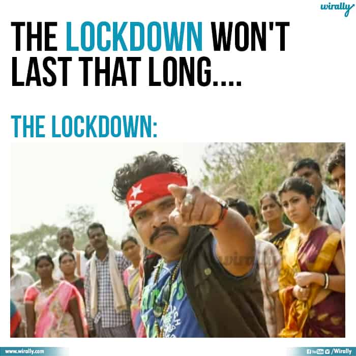 5 Lockdown