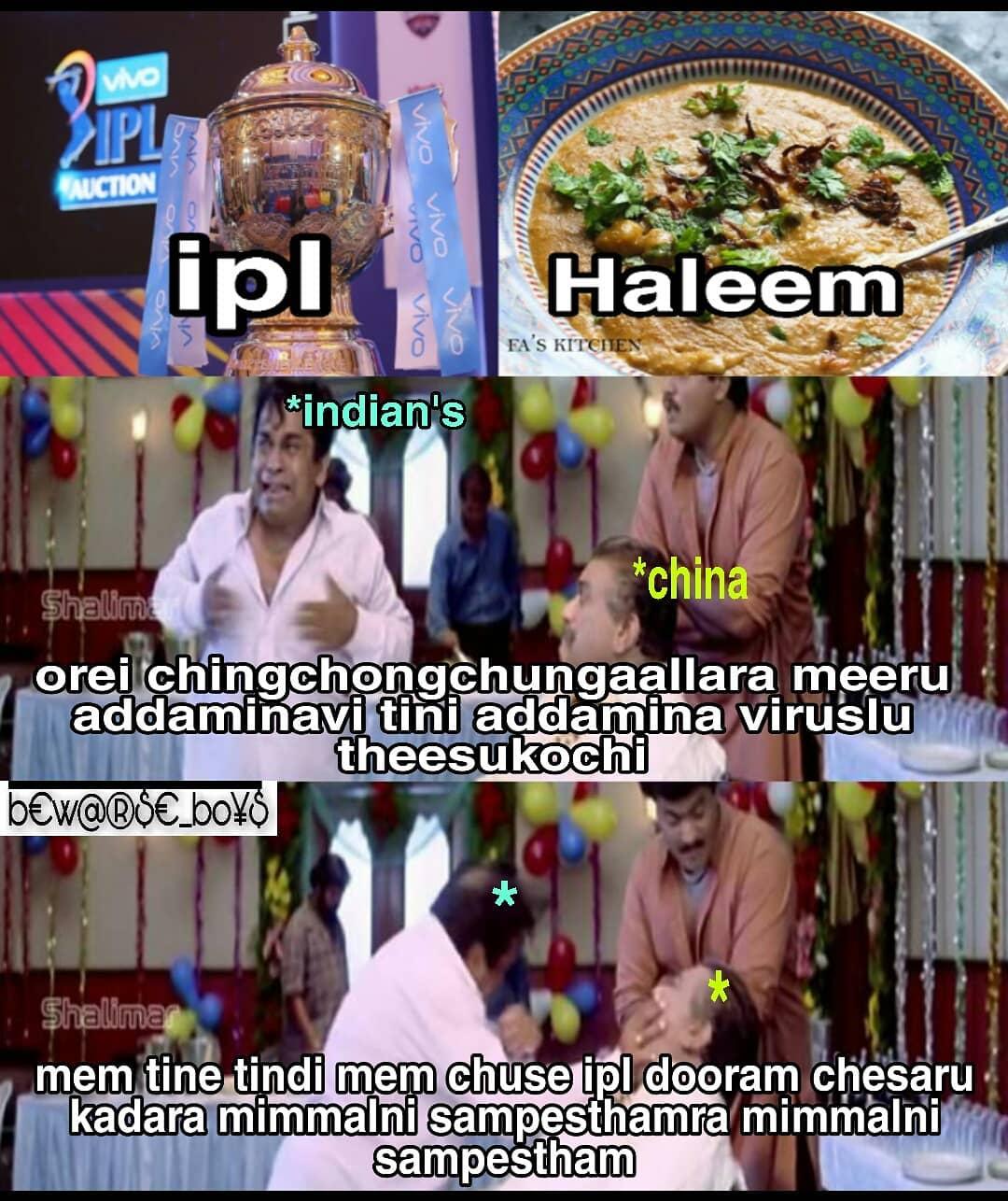 5. Haleem Memes