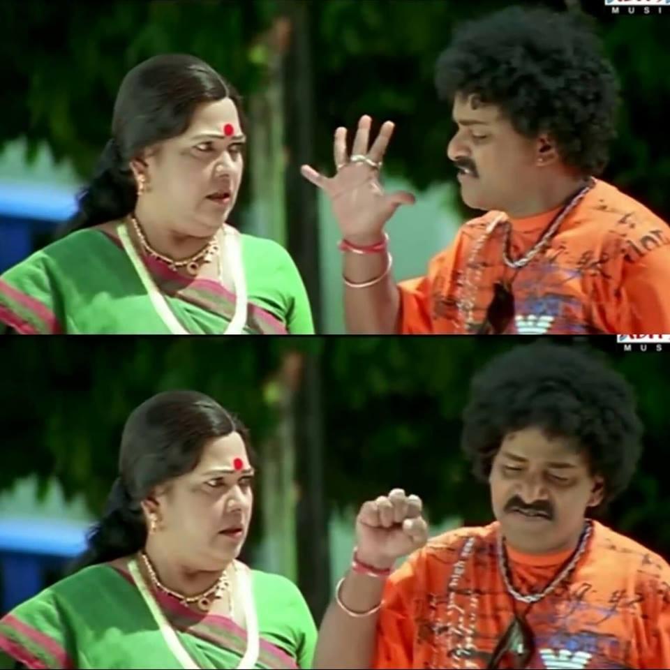 5. Venu Madhav Meme Templates
