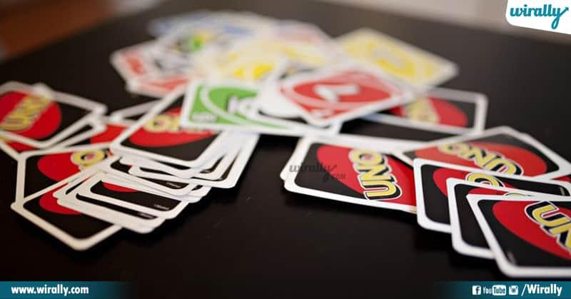 6 Una Cards