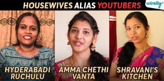 7 Telugu Youtube Food Channels Led By House Wives Are A Must Watch For Every Foodie Out There
