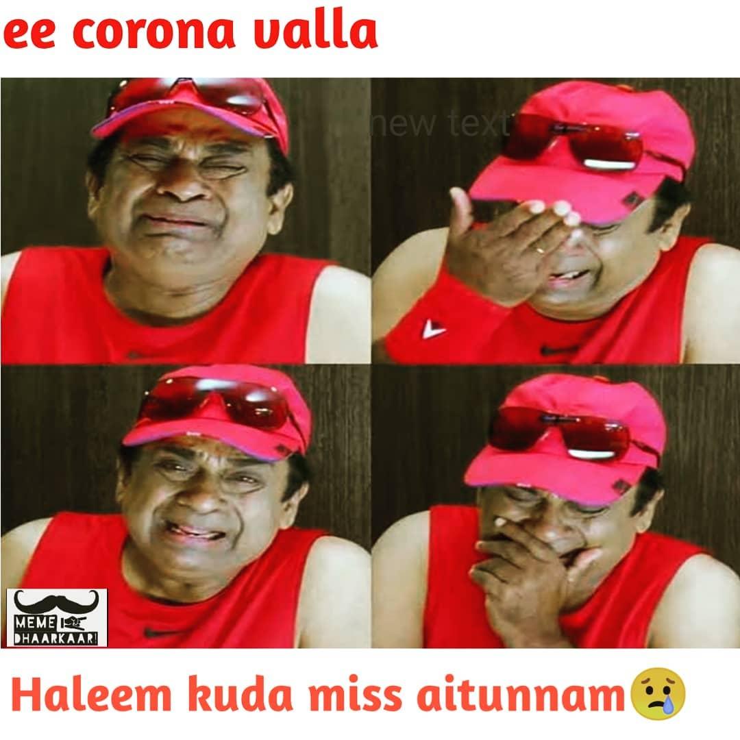 7. Haleem Memes