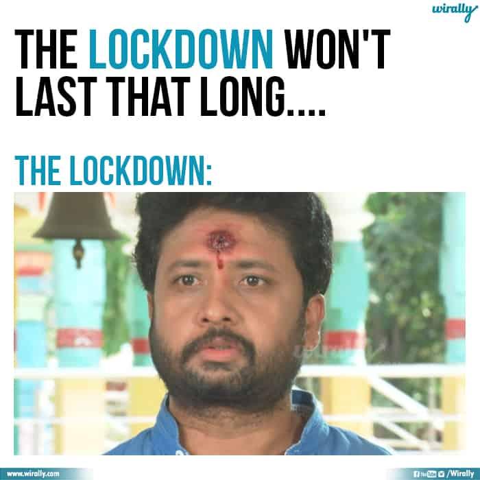 8 Lockdown