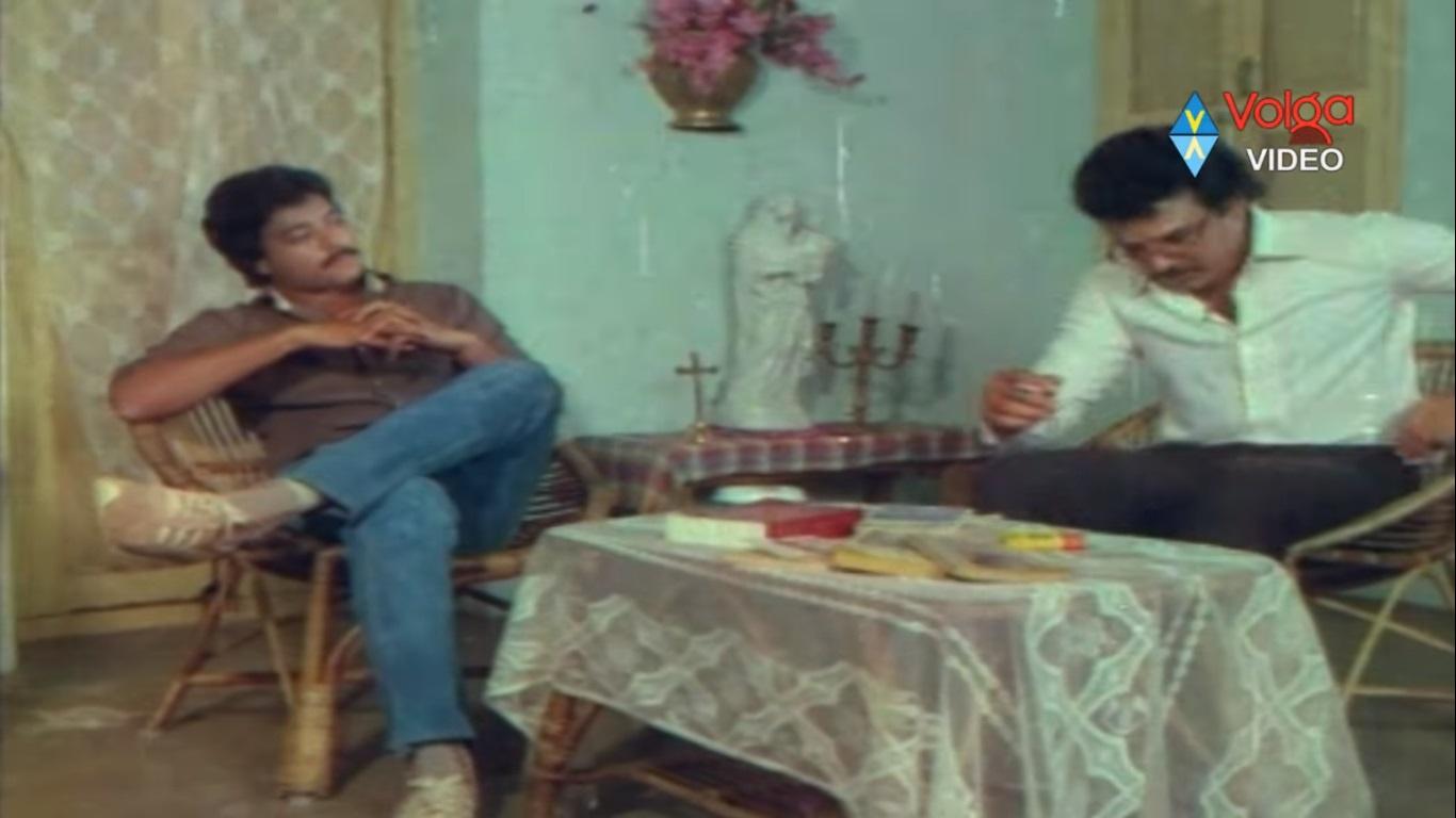8. Anveshana Old Movie