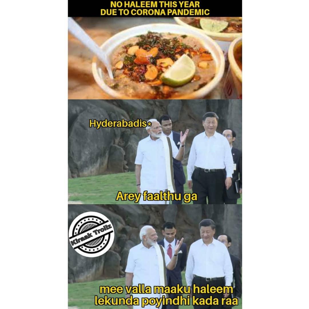 8. Haleem Memes