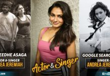 9 Hit Telugu Songs Which Are Actually Sung By Actress Cum Singer Andrea Jeremiah