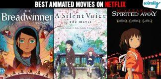 Best Animated Movies On Netflix