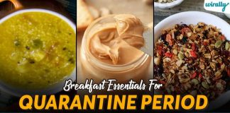 Breakfast Essentials For Quarantine Period