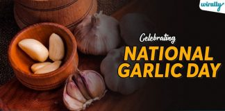 Celebrating National Garlic Day