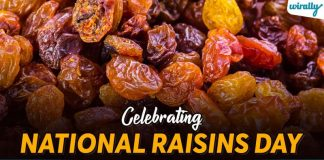 Celebrating National Raisins Day