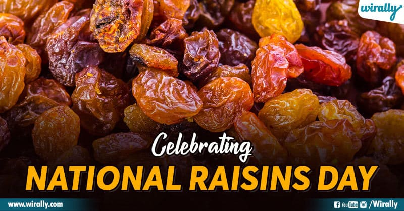 Celebrating National Raisins Day