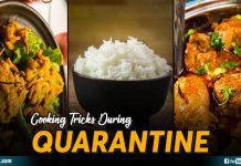 Cooking Tricks During Quarantine