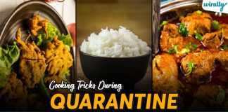 Cooking Tricks During Quarantine