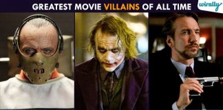Greatest Movie Villains Of All Time