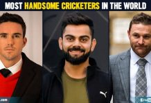 Handsome Cricketers