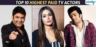 Highest Paid Tv Actors