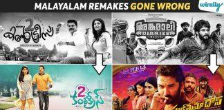 Malayalam Movies Remake
