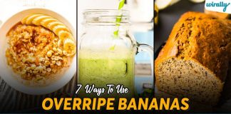 Over Ripe Bananas