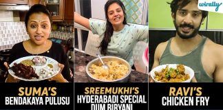 Suma To Sreemukhi Telugu Tv Popular Anchors Turns To Chefs After Lockdown Affect