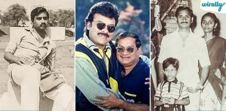 Tbt Lets Take A Look At Some Sweet Memories Of Ms Narayana Garu Through This Rare Gallery