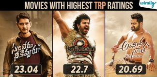 Top 10 Telugu Films With The Highest Trp Ratings