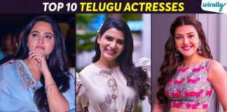 Top 10 Telugu Actresses
