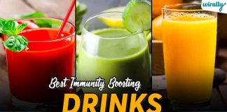 Sbest Immunity Boosting Drinks