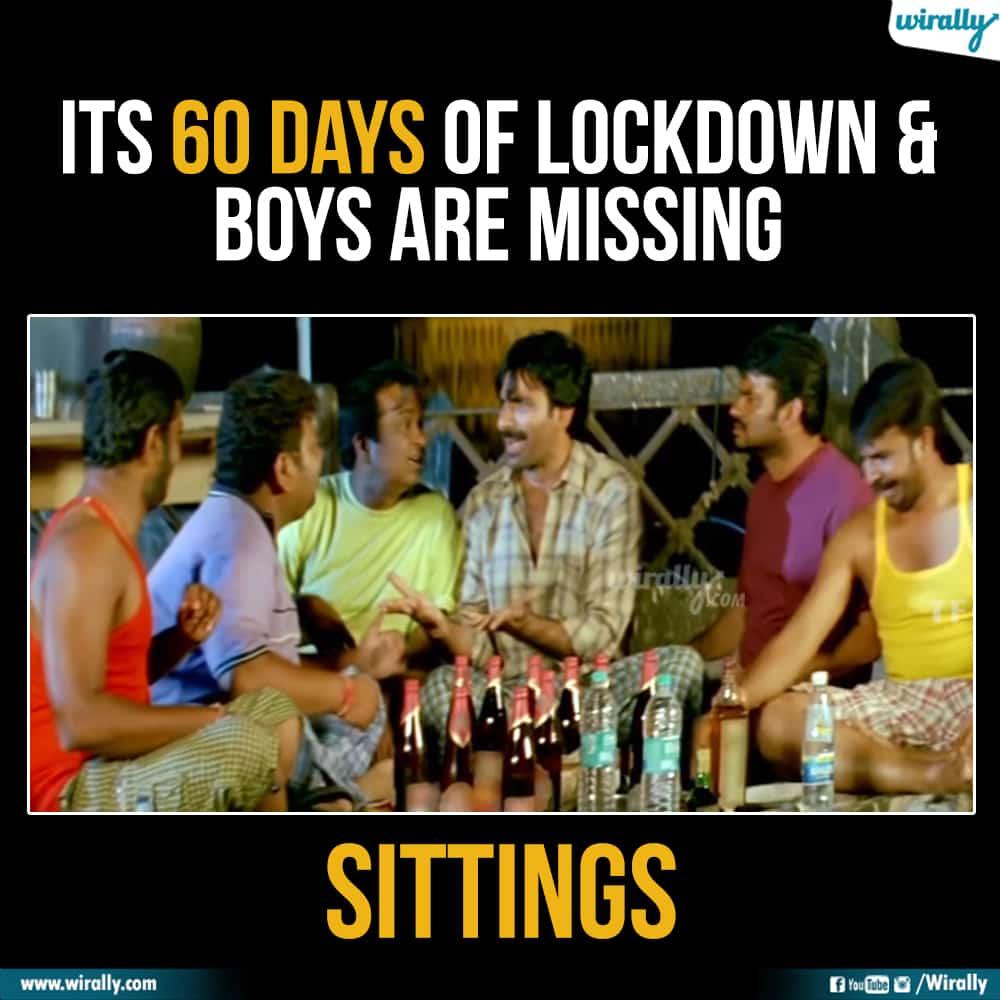 1 Sittings