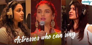 10 Actresses Whose Singing Skills Are No Lesser Than Professional Singers 1