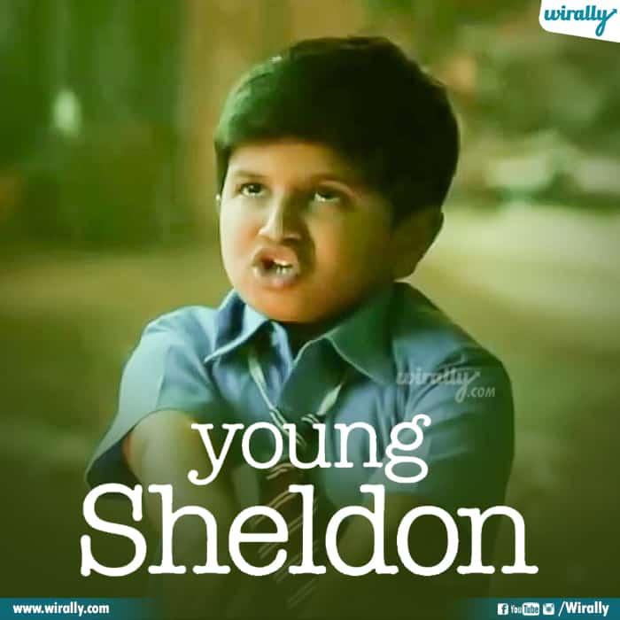 10 Young Sheldon