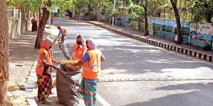 10. Municipal Workers