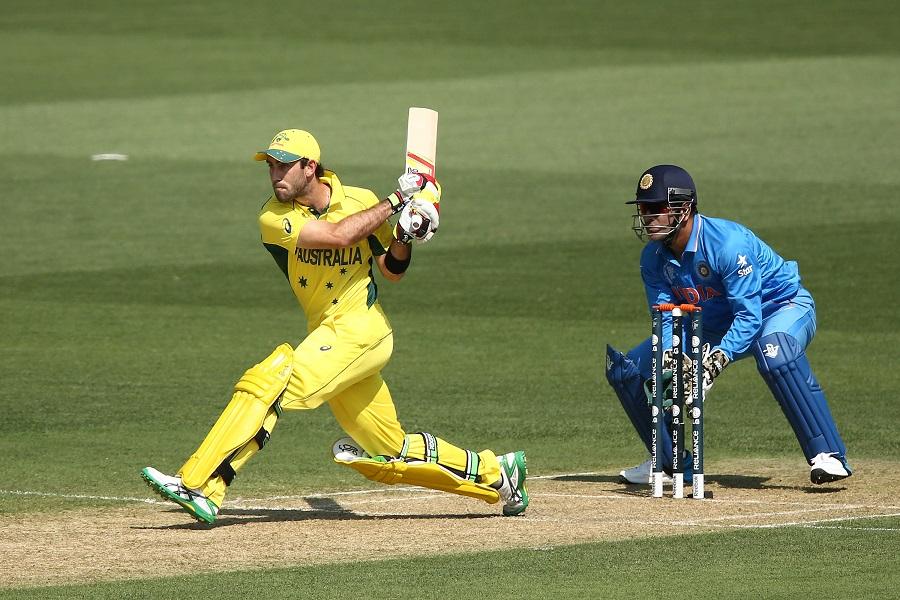 Australia V India Icc Cwc Warm Up Match