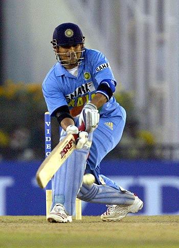 18. Sachin Tendulkar Paddle Sweep