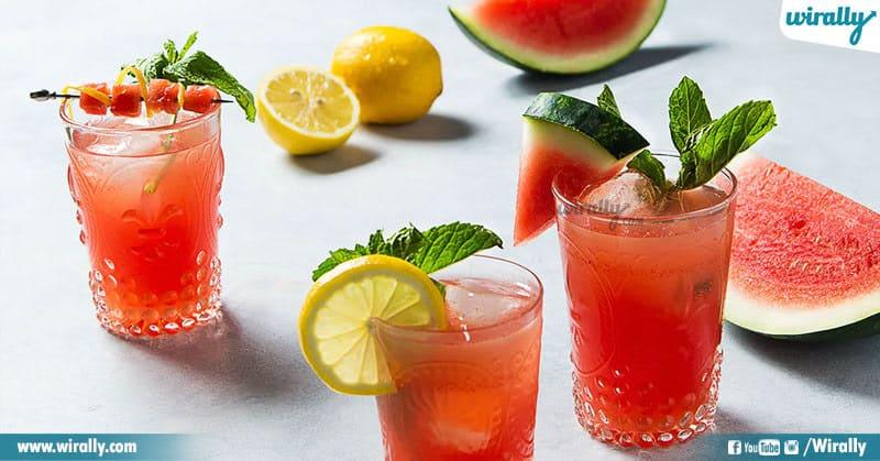 2 Refreshing Summer Drinks