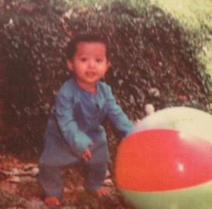 2. Jr. Ntr Rare Childhood Picture
