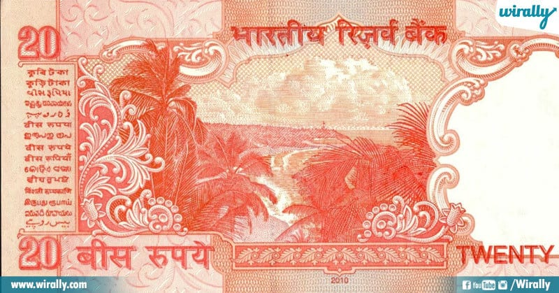 2(1) Indian Currency