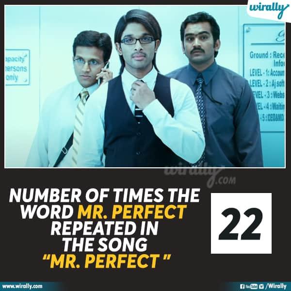 3 Mr Perfect