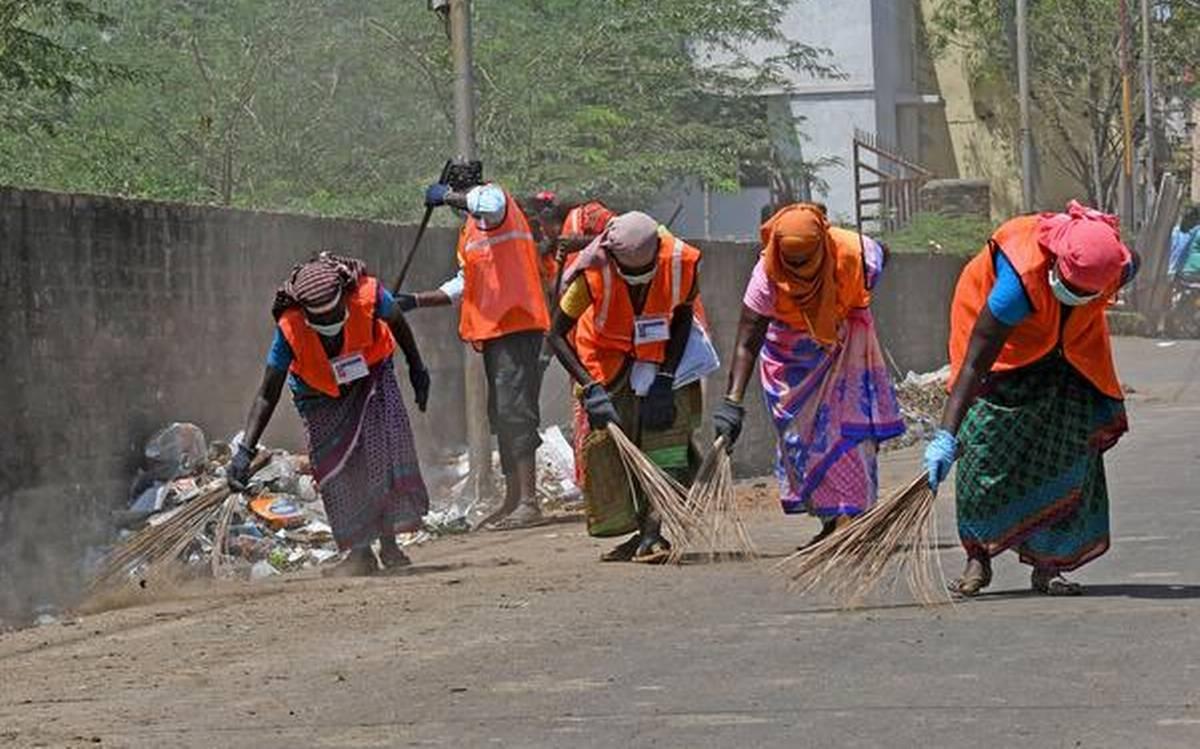 3. Municipal Workers