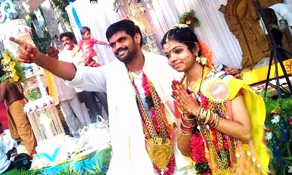 3. Rangasthalam Mahesh Marriage