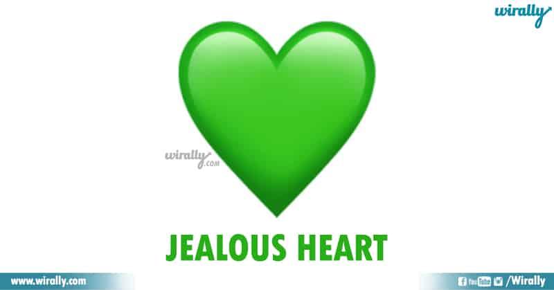 4 Green Emoji