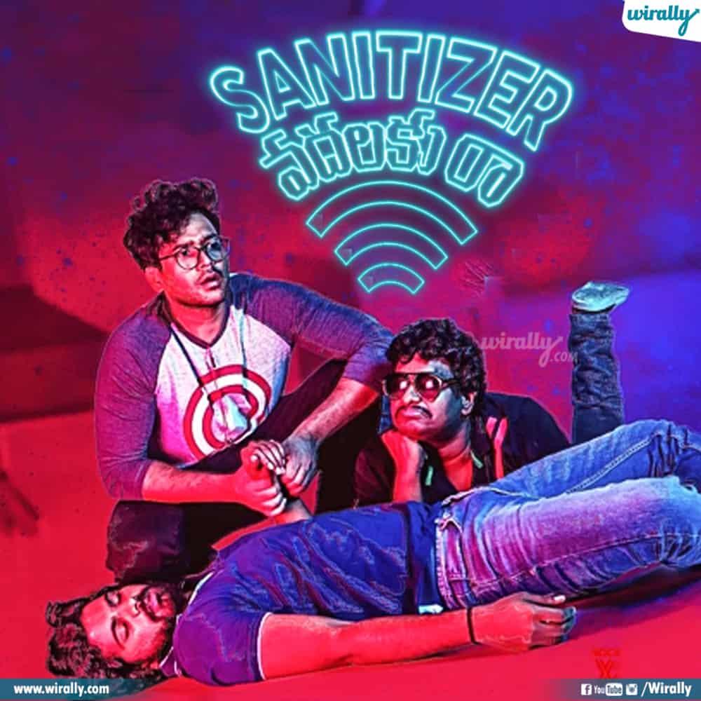 4 Sanitizer
