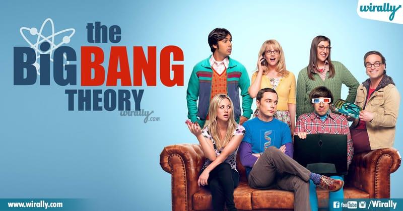 4 The Big Bang Theory