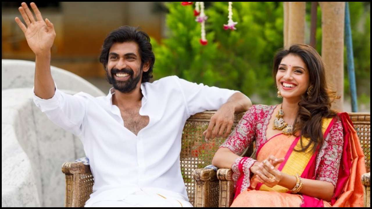 4. Rana Daggubati Engaged To Miheeka Bajaj