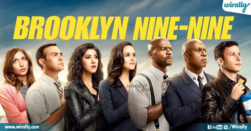 6 Brooklyn Nine Nine