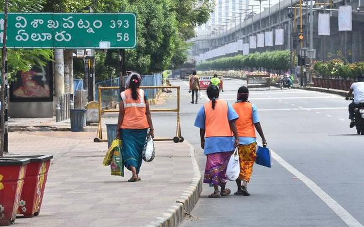 6. Municipal Workers