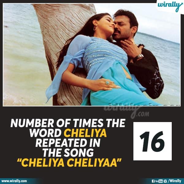 7 Cheliya