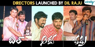 8 Directors Introduced By Dil Raju Is A Proof That He Is A Directors Producer & Encourages New Talent